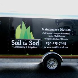 Soil to Sod Trailer